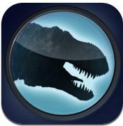Diseño de la aplicación de Dinosaur Zoo