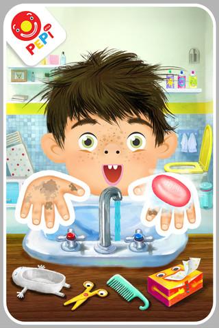 apps salud para niños