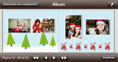 aplicaciones navidad